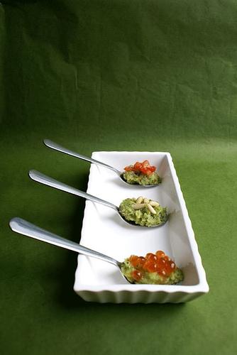 Puré di broccoli molto versatile