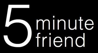 Amici per 5 minuti