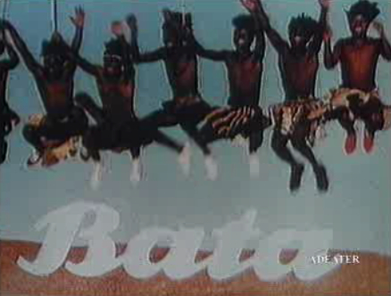 The Night of the Adeaters - Bata commercial