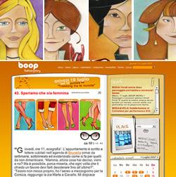 Boop Fashion Story
