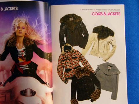 Fornarina - catalogo autunno/inverno 2007-08