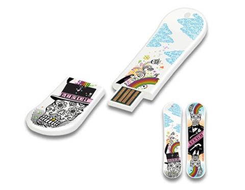 Snowboard USB