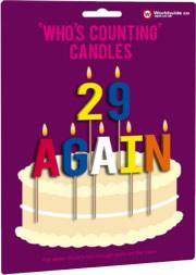 Per sempre 29 anni!