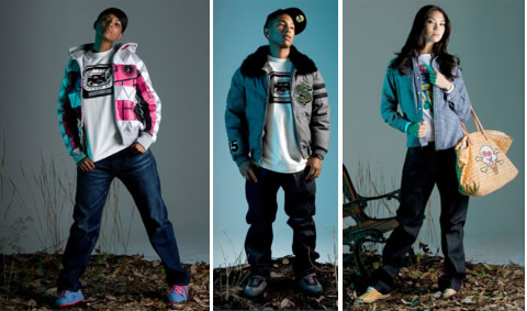 Billionaire Boys Club & Ice Cream Look Book