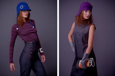 Urban Hats da Claudia Schulz