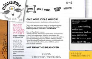 Flügelbinder: metti le ali alle idee