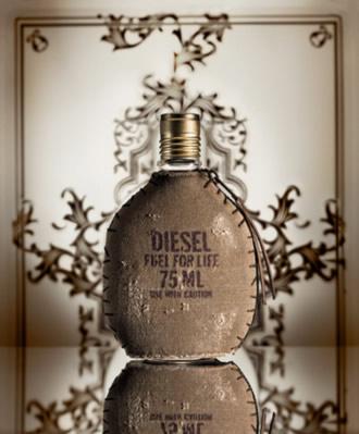 Fuel For Life: nuovo profumo della Diesel