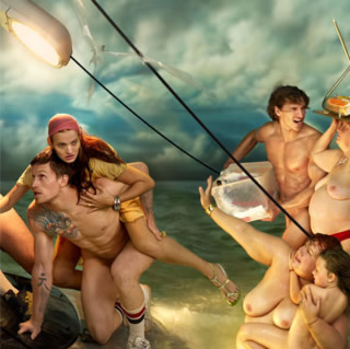 David LaChapelle a Milano