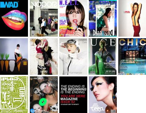 Magazine Galore (di fine stagione)