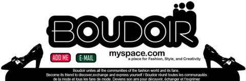 Myspace Boudoir