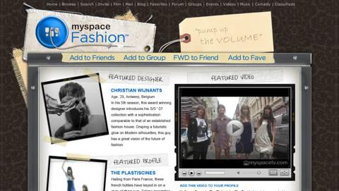 Myspace Fashion