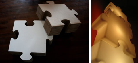 Puzzle for Peace