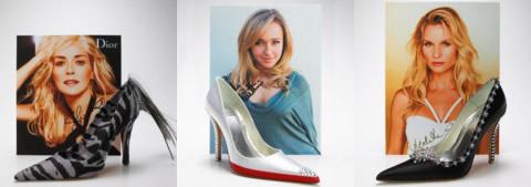 Stuart Weitzman Annual Celebrity Shoe Auction