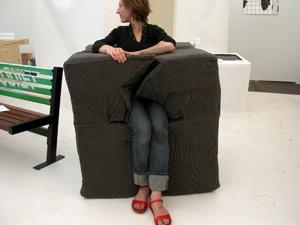 La sedia che intrappola