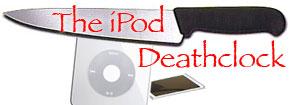 The iPod Death Clock