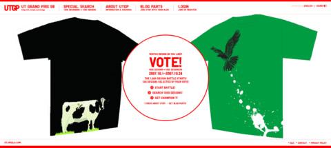 Uniqlo T-Shirts Grand Prix