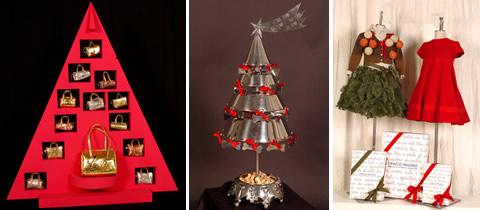 Il Natale dei 100 alberi d'Autore