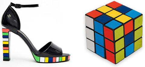 Chanel o Rubik?