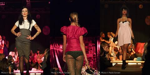 The Hysterics Independent Fashion Show - ottobre 2007 - foto di Paolo Sorani