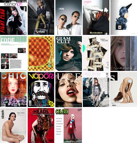 Magazine Galore - Novembre 07