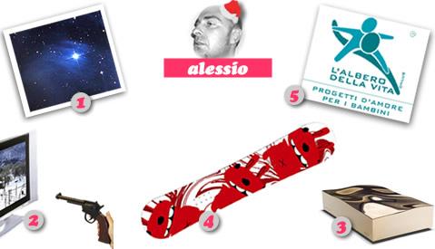 Alessio - Top 5