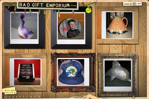 Bad Gift Emporium