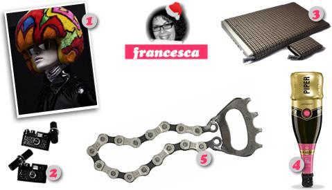 Francesca - Top 5