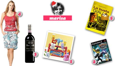 Marisa - Top 5