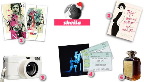 Sheila - Top 5