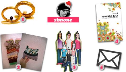 Simone - Top 5