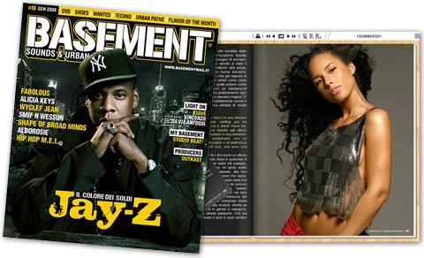 Basement Magazine