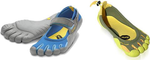 100% autenticato prima qualità prezzo limitato Vibram Five Fingers: scarpe? - Frizzifrizzi