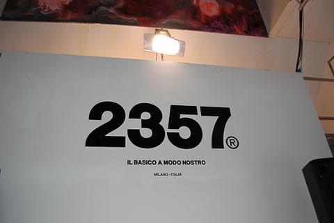 2357: le foto della presentazione