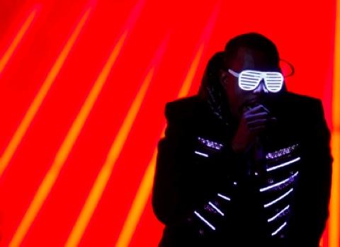 Kanye West at Grammy Awards