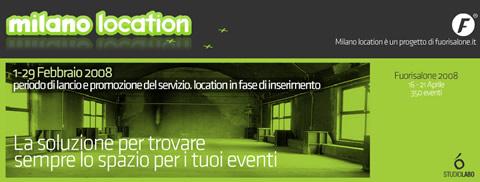 Milano Location