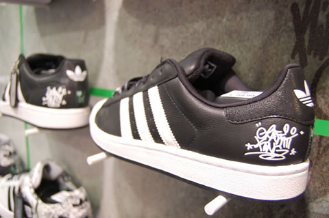 Cope2 x Adidas x Footlocker
