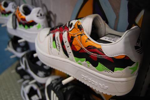 Locker X Adidas Frizzifrizzi Foot Cope2 T7pqw