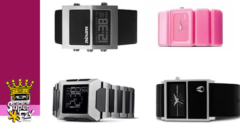 Scelto da Superfly Deluxe: Nixon Watches