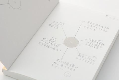 Muji Chronotebook