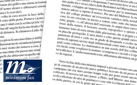 Assaggi by Minimum Fax