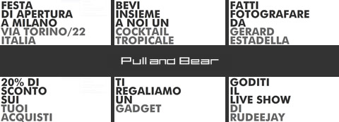 Pull and Bear a Milano