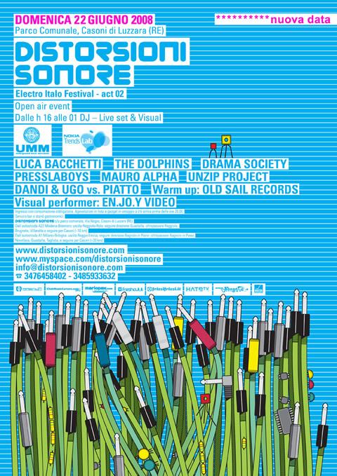 Distorsioni Sonore - Electro Italo Festival