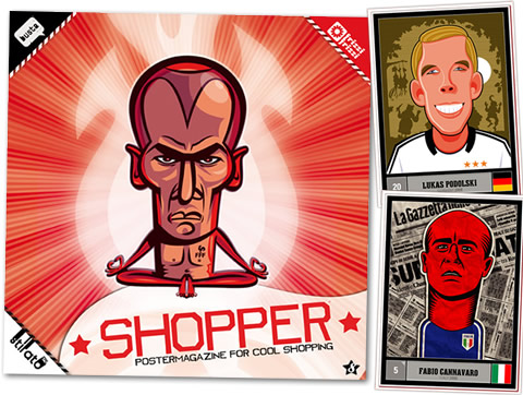 "Shopper #8, Football Heroes e ""mamma, li turchi!"""