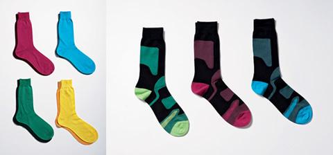 Hockney, i nuovi calzini by Acne