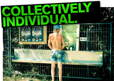 Collectively Individual