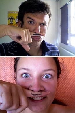 Moustache Gratuite