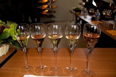 Veuve Clicquot - cinque bottiglie vintage