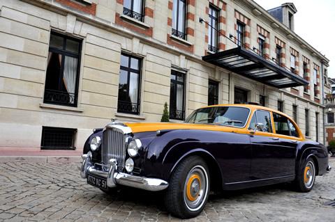 Veuve Clicquot - Bentley
