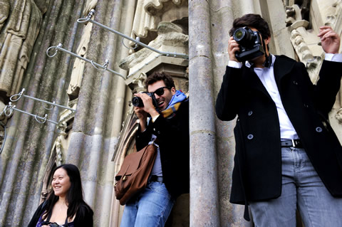 Veuve Clicquot - Cattedrale di Reims