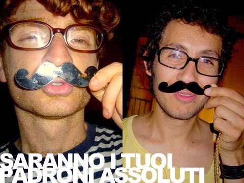 Non hanno i baffi ma sono belli lo stesso